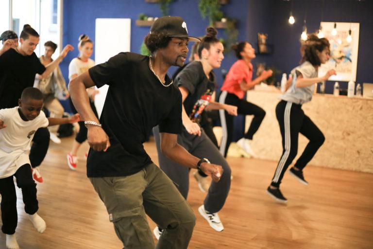 Paname Acedemy studio danse yoga pilates
