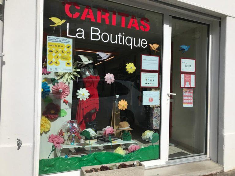 Boutique Nyon 1 - Caritas Vaud