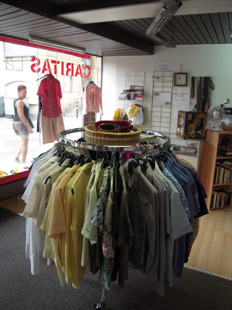Boutique Yverdon 1 - Caritas Vaud